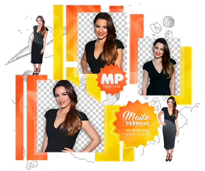 PACK PNG 1095| MAITE PERRONI. by MAGIC-PNGS