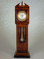 Grandfather Clock by dkart71