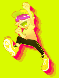 huevember day 30 - inkling by korekiyos