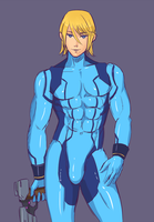 Samus by accidentalcream
