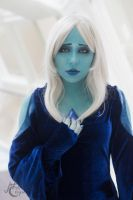 What's The Use of Feeling (Blue) by NayigoCosplay