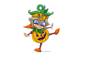 Link-o-lantern by Kittyotic