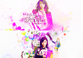 [Gift + PSD] Tiffany cover for Kye by Kr137