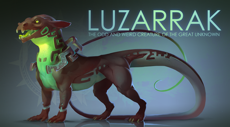 [CLOSED] Adopt auction - LUZARRAK by quacknear