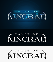 Tales of Aincrad - Logo Design by King--Sora