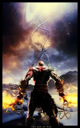 God Of War by Kons157