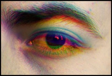Sequential Serie : The Eye by exosquelette