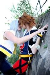 Soriku - Finally Alive by Evil-Uke-Sora