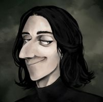 Snape by ditched