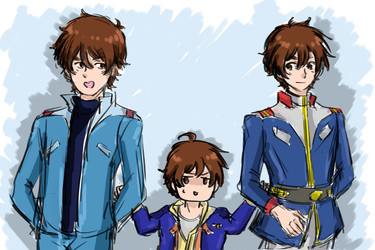 Banagher Clothes by mimidan