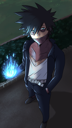 Dabi  by AlmightyPin