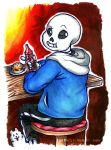 Undertale - Gonna ketch-up to you by lyoth737