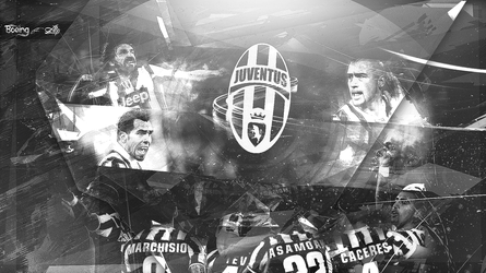 JUVENTUS by AlpGraphic13