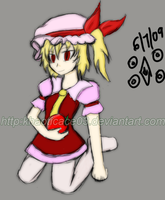 For Taiuko - Flandre Scarlet by KhaoticAce03