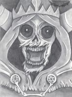 The Lich, Adventure Time by IncubusIllustrations