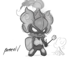 Marshmallow?  Marshadow?