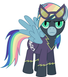 Aurora of the Shadowbolts by Pyrobug0
