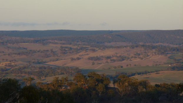 The Hills of Bathurst by IAmMarauder