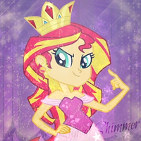 SunsetShimmer by DixieRarity
