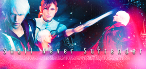Shall Never Surrender by UsAgIsAmAtHeQuEeN
