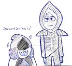 Lancer and Rouxls by Agustin6024