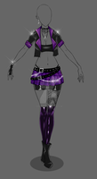 (closed) Auction Adopt - Outfit 245 by CherrysDesigns