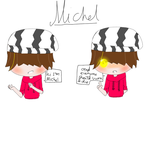 Michels comic by EddisAWESOME