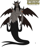Mythologies - Typhon 2014 by HewyToonmore