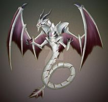 The Dragon of Greed - Avaritia by Juno-Uno