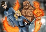 Fantastic four by NeJeD
