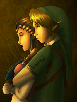 Fearless on My Breath - Zelda by einmonim