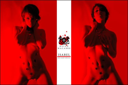 Isabel - Red Light Special by RavenMacabre
