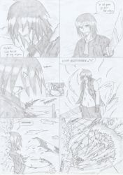 MY OCS Saemon, Dusk And Frankie GIFT 1 Part 8 by FANSILVER