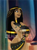 Black Mau by BlackLutis