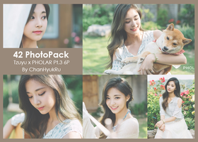 42 / Tzuyu x PHOLAR Pt.3 PhotoPack by ChanHyukRu