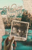 Never Forget // Book Cover by moonxriver