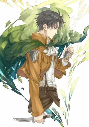 Faith (Levi X Reader) by Greystream on DeviantArt