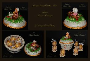 Gingerbread Easter Box 2 by GingerbreadFairy