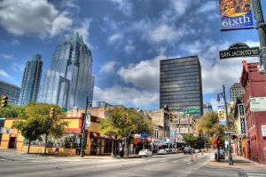 Austin Texas HDR by nat1874
