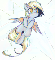 I'm in a dream for far too long by mirroredsea