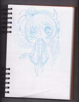 Second chibi attempt by SusanJohns