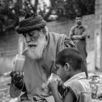 Old And Young by InayatShah