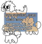 P2U Puppers Base by s4msungtr4sh
