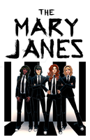 The Mary Janes by tbdoll