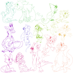 yaint doodles by battlephase