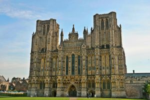 Wells Cathedral by Irondoors