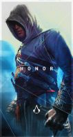 Assassin's Creed, Honor, Phone Wallpaper by acTurul