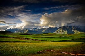 Sacred Valley cusco by jouk
