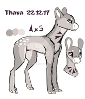 Thava| Evoloons by PalieFox