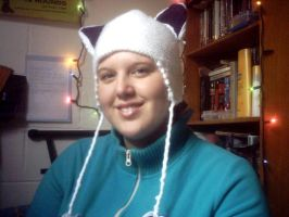 kitty hat 2 by MissCreepers